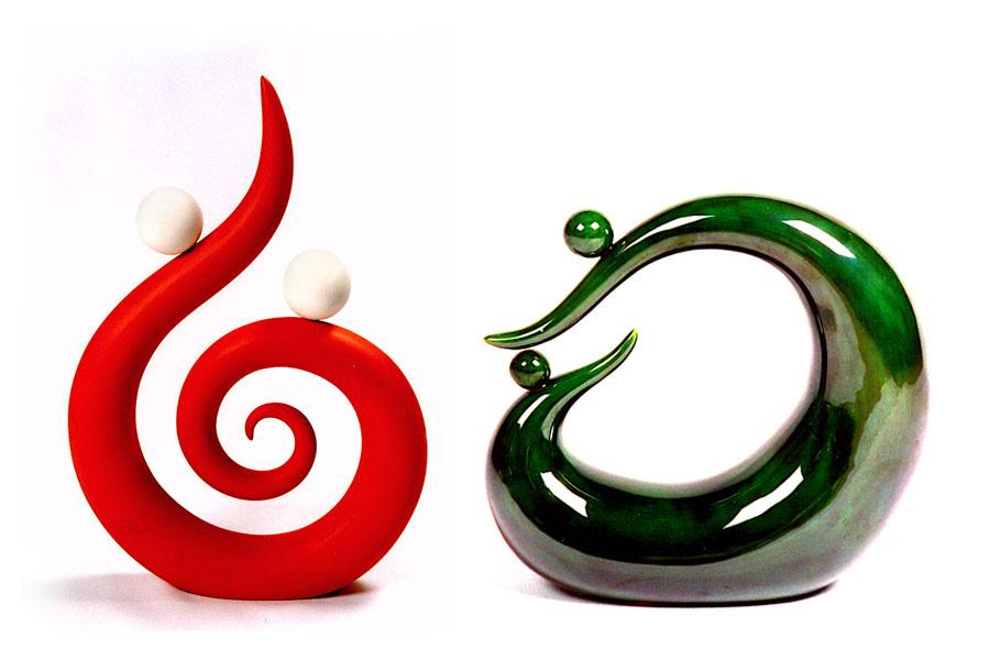 Joseph Chiang Sculptures