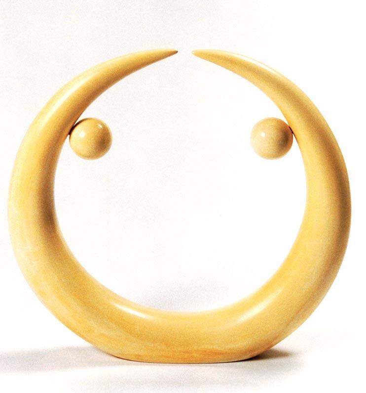 SC_Smile :Joseph Chiang Sculpture