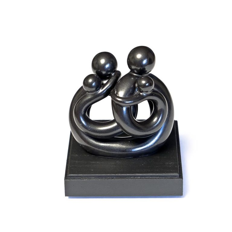 SP-Family-of-Four-(4)-Joseph Chiang Sculpture