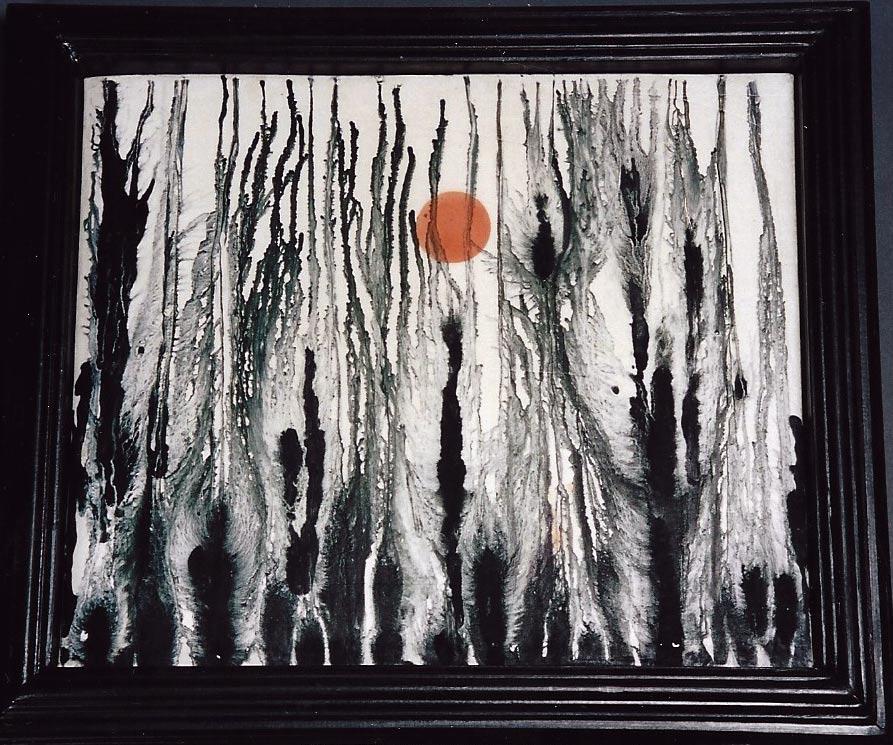 Joseph Chiang Art / SCo-528 The ChaosSCo_Morning in The Black Forest
